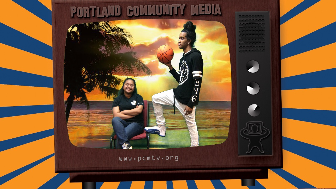 Career Day Stop Motion And Green Screen With Portland