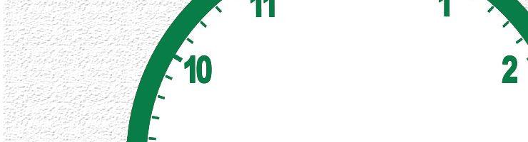 FRC Clock Banner